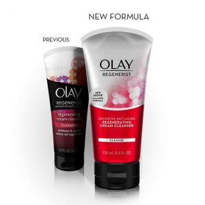 Olay Regenerist Advanced Anti-Aging Cream Cleanser: Is it Really Effective?